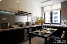 后现代风格家居厨房装修图