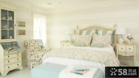 新古典风格别墅卧室装修效果图片欣赏