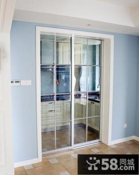厨房门装修效果图片