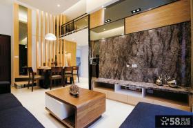 美式风格复式楼装修设计图