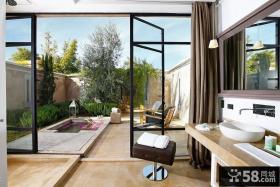 摩洛哥的豪华别墅阳台装修效果图大全2012图片