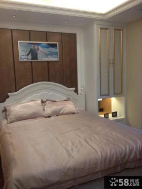 欧式风格小户型卧室效果图