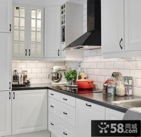 经典单身公寓厨房设计