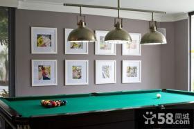 7万打造百平现代风格客厅装修效果图大全2014图片