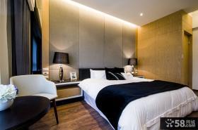 88平米两室一厅现代装修风格