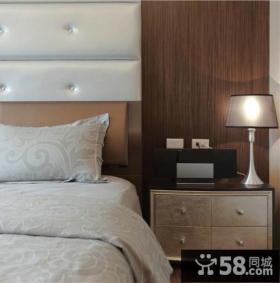 美式卧室灯效果图