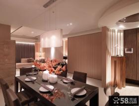 2015现代美式风格餐厅效果图