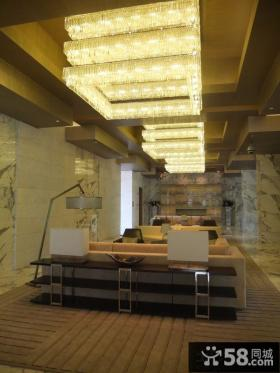 现代豪华别墅装修设计效果图欣赏大全