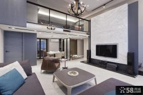 精美现代复式家居装修设计