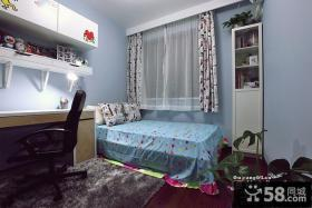 小户型儿童房间布置效果图片