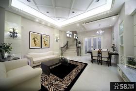 家装设计优质客厅吊顶大全