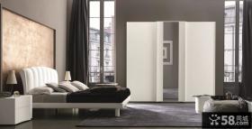 现代卧室门欣赏