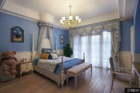 欧式家装卧室装修设计图