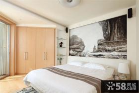 简欧风格家居卧室设计图