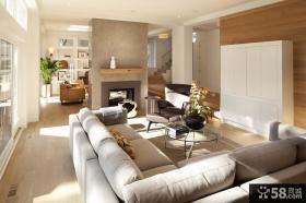 2012优质复式客厅装修案例