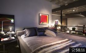 豪华别墅卧室装修设计效果图片大全