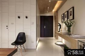 台北天琴现代风格玄关装修效果图大全2012图片
