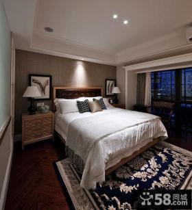 现代家居卧室装修图片大全