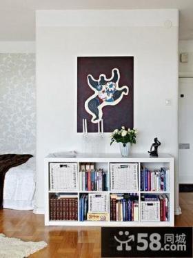 小户型客厅背景墙装修方案