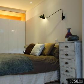 37平米混搭两居室装修效果图