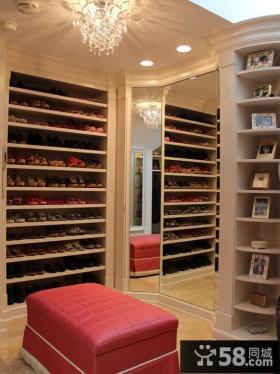 欧式家具鞋柜