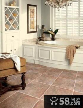 卫生间瓷砖贴图效果图