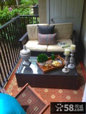 家居设计阳台软装饰大全