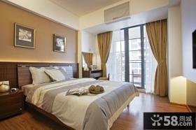 精装修样板房卧室效果图片
