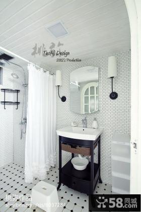 复式小卫生间效果图片