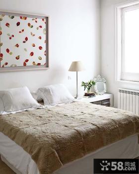 80平米小户型卧室装修设计图