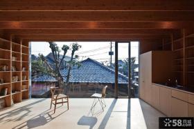日式风格阳台设计图