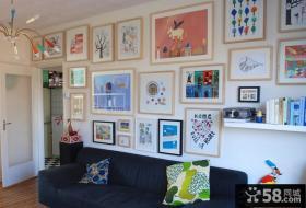 孩子的乐园清新简约风格装修客厅图片