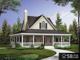 优质农村二层小别墅设计