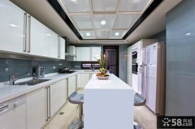 简约二居家庭厨房装修效果图