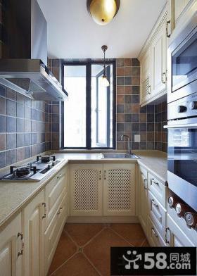 优质地中海风格家装厨房图片