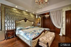 欧式古典卧室高档装修