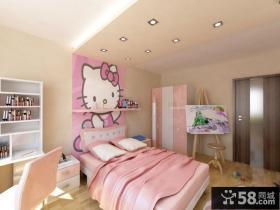 简单女生卧室设计