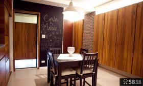 简约装修宜家风格餐厅设计