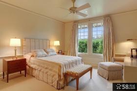 欧式女生卧室设计图片