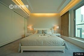 简欧风格10平米卧室装修效果图