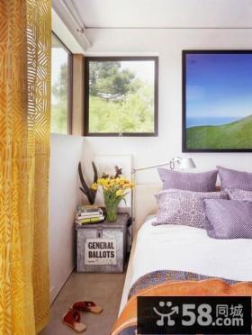 小户型卧室装修效果图大全2012图片 二居卧室装修图片