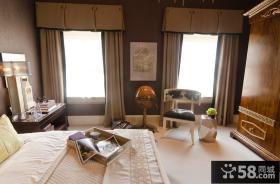 古典欧式装修效果图卧室图片