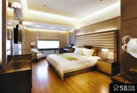 现代家装时尚卧室效果图大全欣赏