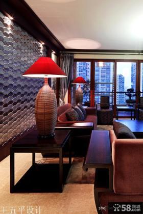 中式风格客厅装饰设计