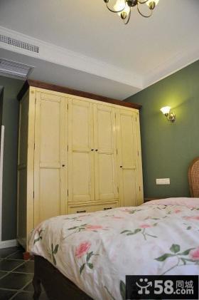 卧室整体组合衣柜