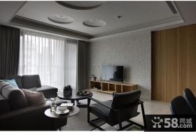 现代时尚家居客厅