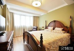 美式田园设计时尚卧室图片