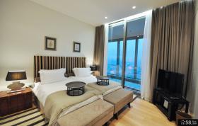 古典美式风格时尚卧室图片大全