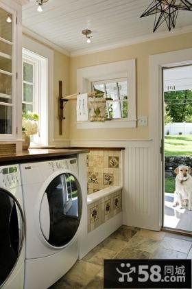 2012小别墅厨房装修设计效果图
