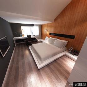 卧室房间装修效果图大全2013图片